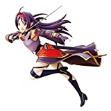 Sword Art Online Anime Action Figura Konno Yuuki Figuras de PVC de PVC Coleccionable Modelo Estatua Toys Osktop Ornamentos