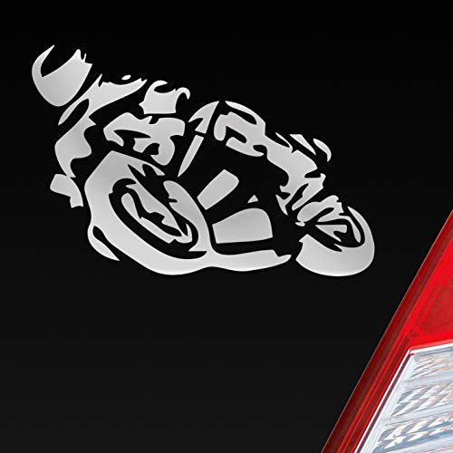 Hellweg Druckerei Motorrad Mopped Biker Moped Auto Aufkleber Sticker Heckscheibenaufkleber