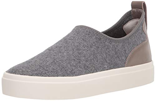 Lucky Brand womens TAUVE Casual Sneaker, HEATHERED GREY, 11 M US