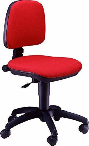 unisit A41B/krzesło obrotowe, czerwone