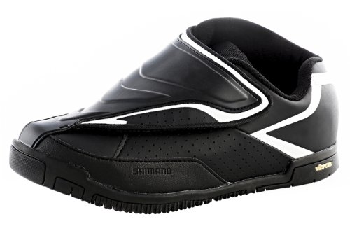 Shimano Am41 - Scarpe da MTB, Nero, Taglia 38