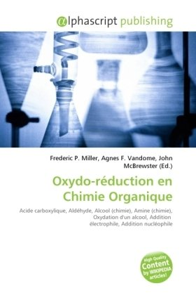 Oxydo-réduction en Chimie Organique
