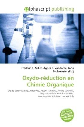 Oxydo-Rduction En Chimie Organique