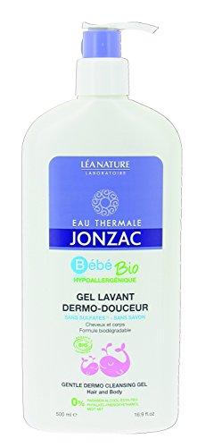 Eau Thermale Jonzac Gel Lavant Dermo-Douceur BIO,500 Ml