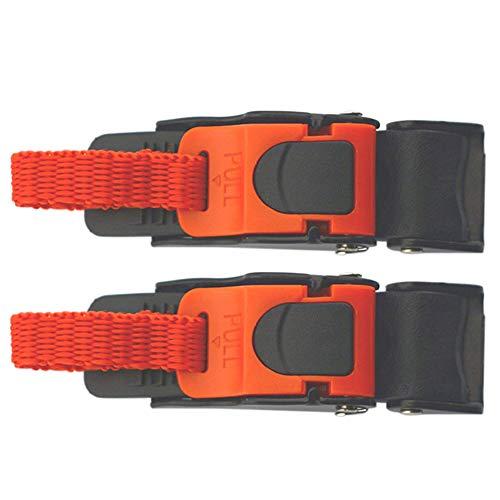 2 Stück Helmverschluss-Schnallen, Motorradhelm-Clip, Kinnriemen, Schnellentriegelung, Schnalle, Motorrad Fahrrad, ATV, Helm, Kinnriemen, Schnalle zum Nähen