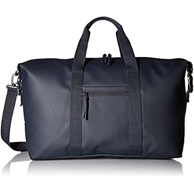 Lacoste Men's L.12.12 Concept Weekender, Total Eclipse, One Size