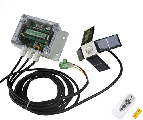 ECO-WORTHY Solar Tracking Linear Actuator Controller Complete Electronic (Dual Axis)