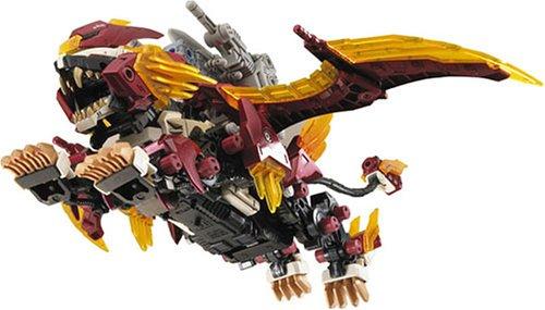 Zoids Fuzors FZ-001 Liger Zero Phoenix 1/72 Scale by Takara Tomy
