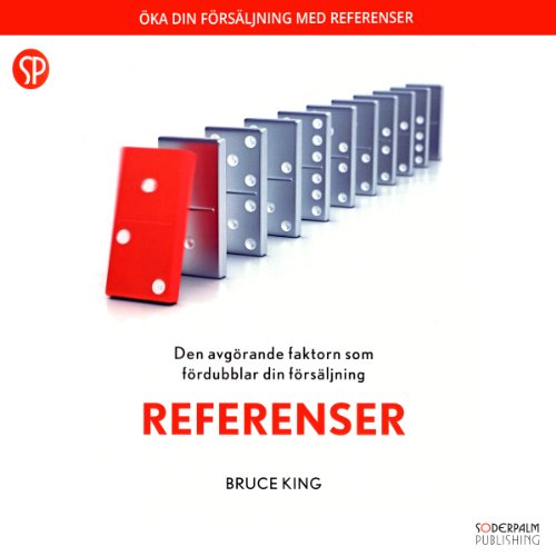 Referenser [References] audiobook cover art