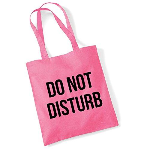Bang Tidy Clothing Tote Beutel für Frauen Nicht Stören Bedruckte Baumwolle Einkaufstasche Geschenke