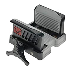 "VERSATILITY: Arca-Swiss plate can be removed with the included Hex key to expose 1/4""-20 and 3/8""-16 threads that will accept almost any tripod or bipod and a Switcheroo stud is included for attaching to any BOG Switcheroo compatible product DURABLE:..."
