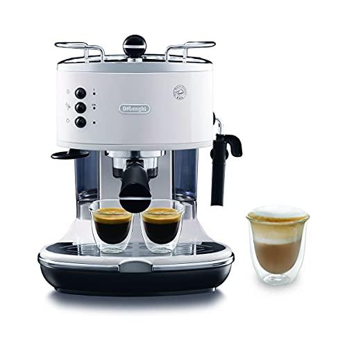 DeLonghi ECO310.W, Blanco, 1050 W, 230 MB/s, 50/60 Hz, 230 x 260 x 300 mm, 4800 g - Máquina de café