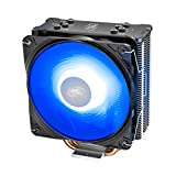 DEEP COOL GAMMAXX GTE V2, Ventilateur de processeur PC, 4 Caloducs, Ventilateur 120mm PWM, Intel & AMD