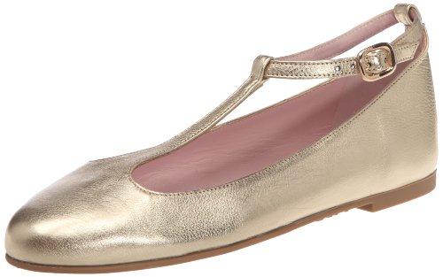 Pretty Ballerinas 40621, Damen Ballerinas, Gold (Bella oro), 36 EU