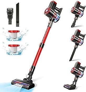 PrettyCare 4 in 1 Stick Cordless Vacuum Cleaner