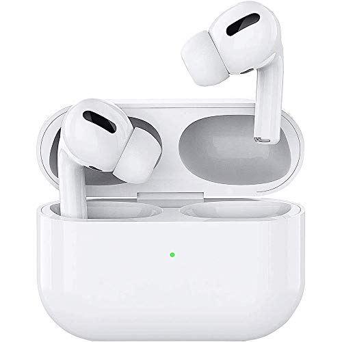 Wireless earbuds bluetooth 5. 0 headphones active noise cancelling in ear ear buds fast charging smart touch control wireless earbuds for iphone/android/airpods/airpods pro/apple