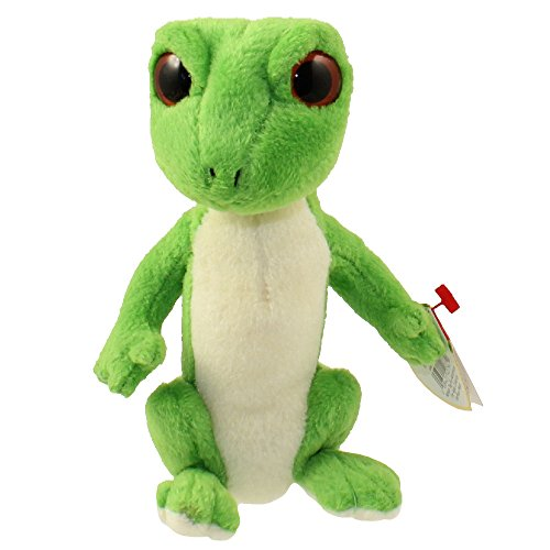 TY Beanie Baby - GUS The Gecko (Red Eyes Version) (7 inch)