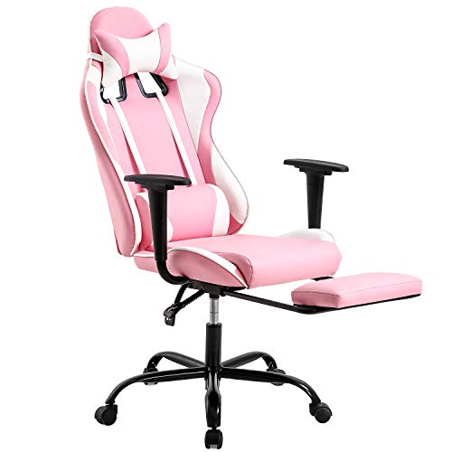 PC Gaming Chair Desk Chair Ergonomic Office Chair Executive...