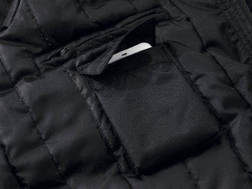 Erima Club 1900 Veste d'hiver pour Homme XXL Noir - Noir