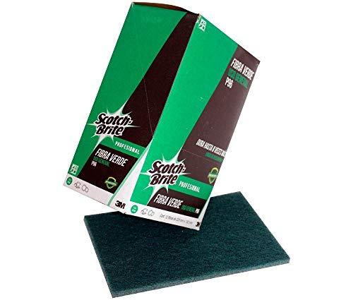 fibra verde para lavar trastes fabricante Scotch-Brite