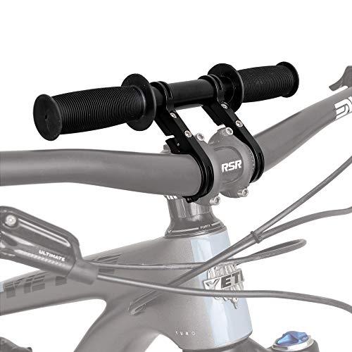 SHOTGUN Manillares MTB para niños | Accesorio para el Asiento Infantil de Mountain Bike | Fácil Montaje y desmontaje | Se Adapta a Todos los manillares