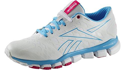 Reebok - Laufschuhe - V53203 White/Blue/Pink EUR 40.5
