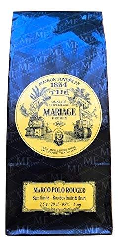 マリアージュフレール マルコポーロルージュ お徳用詰替え用茶葉100g カフェインレス紅茶 [並行輸入品]