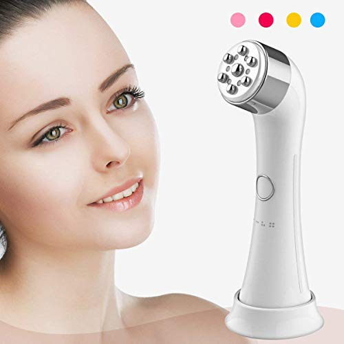 BPQ Facial Pratique Massager Facial Pratique Massager Vibración de Alta frecuencia La máquina de Belleza Mejora la Elasticidad Productos de Arrugas modificados
