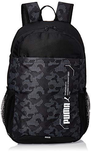 PUMA Style Backpack Rucksack, Black-Camo AOP, OSFA, Puma Black-camo Aop, Einheitsgröße