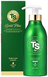 Gold Plus TS Shampoo for Hair Growth & Thickness(16.9 Fl Oz) Luxury Gold Biotin Ingredients | Clinically Proven GP Complex...
