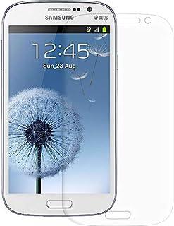غطاء واقي شاشة LCD شفاف كريستالي لهاتف سامسونج جالاكسي جراند i9082 من سكاي واي