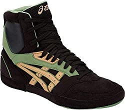 wrestling shoes with awesome design