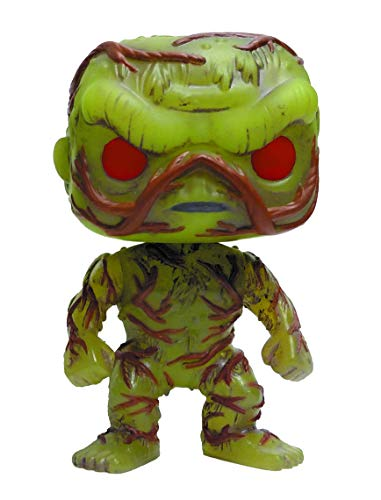 FunKo Pdf00005432 - Pop - Dc Comics - Swamp Thing Glow In The Dark 82 - Noir/Gris