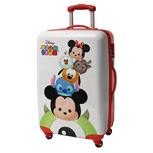 Trolley Abs 67cm.4r.Tsum Tsum Stack