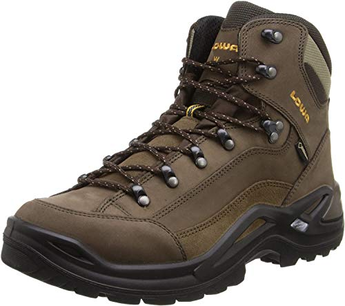 Lowa Men's Renegade GTX Mid Hiking Boot,Sepia/Sepia,11 M US