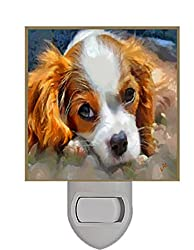 Cavalier King Charles Spaniel – Night lightby DoggyLips[DoggyLips/Amazon]