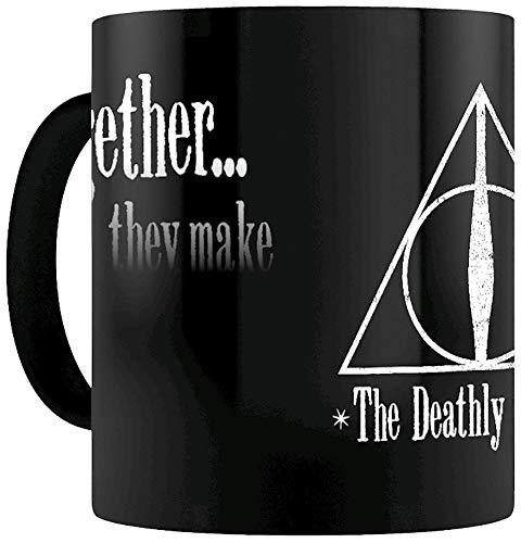 GB Eye LTD, Harry Potter, Deathly Hallows, Taza Mágica cambiante de Color