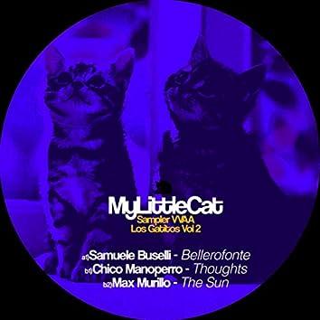 Los Gatitos, Vol. 2