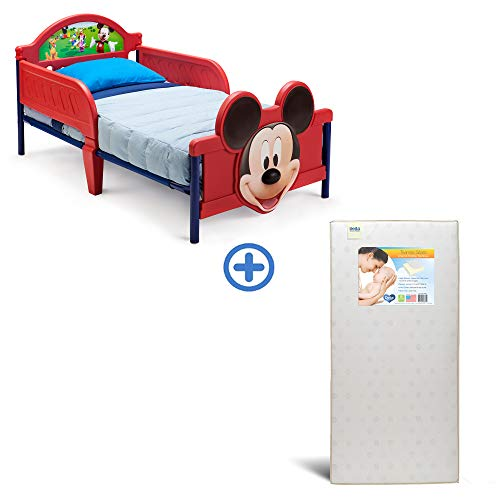Best Mattress for Toddler Bed Mickey Mouses