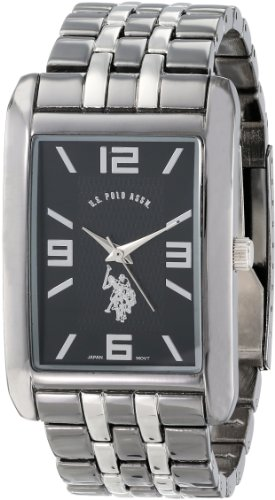 U.S. Polo Assn. Classic USC80295 Reloj analógico de Cuarzo Gris para Hombre