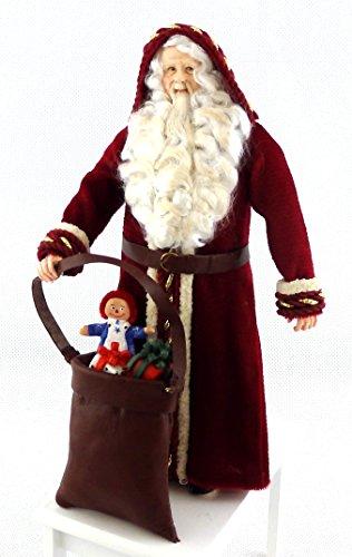 Melody Jane Maison Père Noël Figurine Santa Personnage Miniature Falcon People