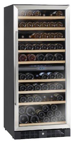 Climadiff AV121XDZ Einbauweintemperierschrank, 115 Flaschen