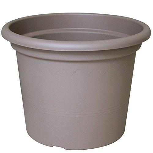 Cadix lhi1974g9 20 cm Geo Pot Pot – Gris/Gris Taupe