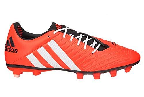 ADIDAS Predator Calzado de Rugby Incurza TR Suelo Artificial Rojo para Hombre 48 2/3, Rojo (Rojo), 47