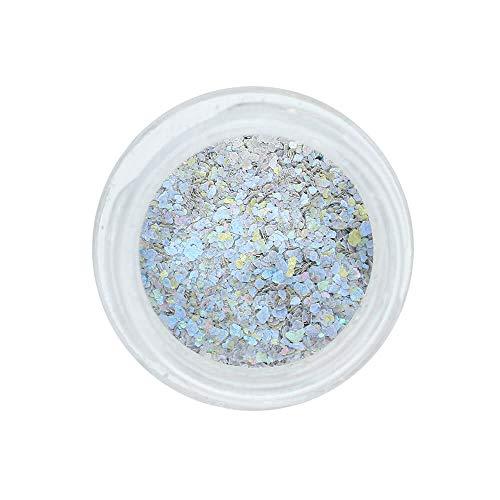 Glitter Natural e Biodegradável 1g - Pura BioGlitter Holográfico