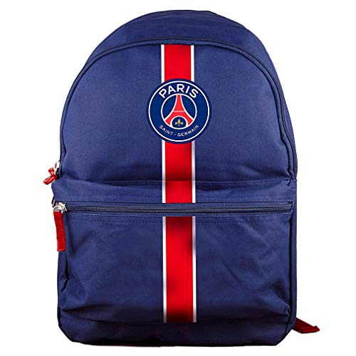 PSG Rucksack Paris Saint-Germain, offiziell, 39 cm, Blau