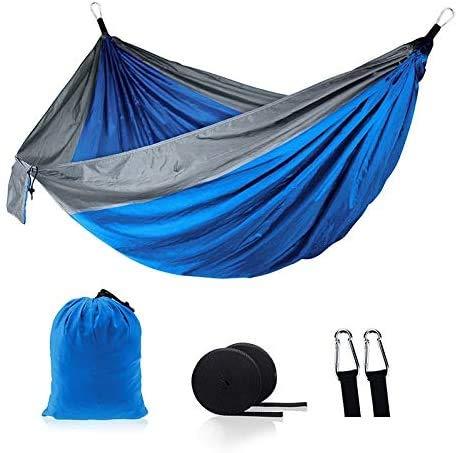 Nylon Individual Haa Doble Adulto Al Aire Libre Portátil Portátil Camping Camping Travel Travel Garden Rest Rest Rest Moda Gymqian