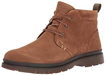 Sperry Mens Watertown Chukka Boots Brown 8