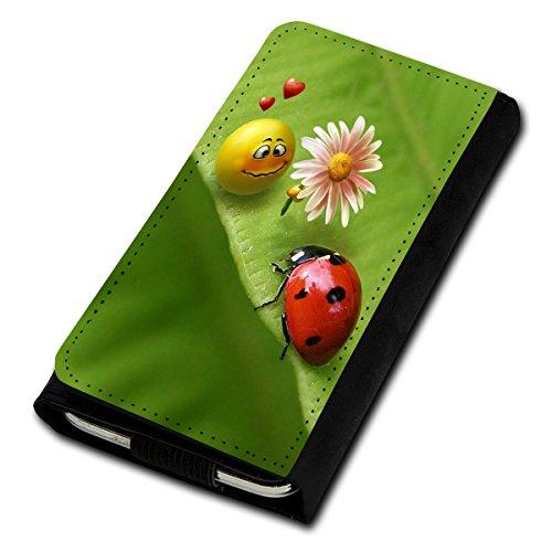sw-mobile-shop Book Style Flip Handy Tasche Case Schutz Hülle Foto Schale Motiv Etui für Archos 50C Platinum - Flip U3 Design5