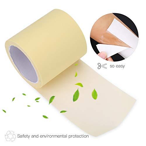 Desechables Almohadillas para el sudor de axilas protección contra el sudor y desodorante manchas, Cómodo y Suave para las axilas de las mujeres, Invisible, Cómodo